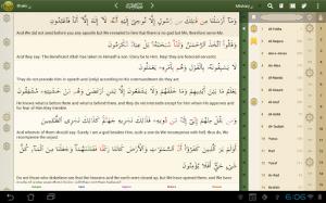 Online Quran appss