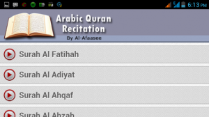 Online Quran apps